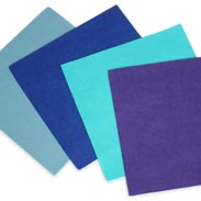 Assorted Craft Felt Squares